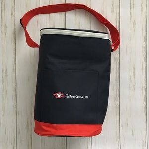 Large Disney Cruise Line cooler NWOT Beach Bag zip